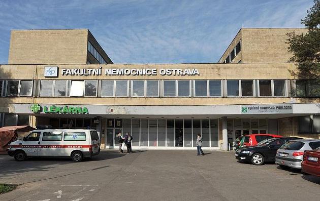 fakultni nemocnice ostrava legionella