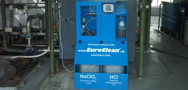 generator chlordioxidu
