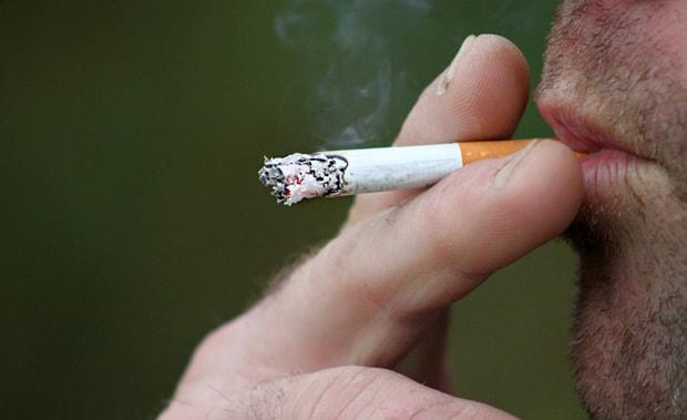 Ohrožený kuřák