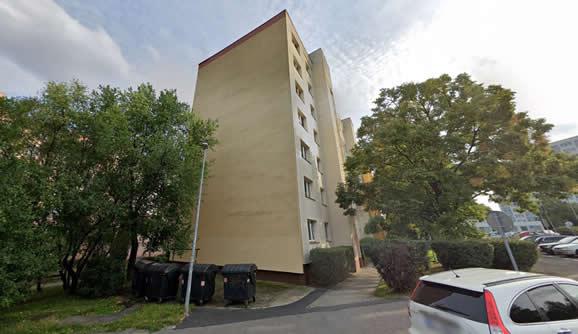 Syrská 585/8, Praha 6
